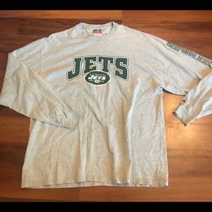 Champion New York Jets Long Sleeve Shirt